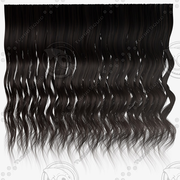 texture other hair wavy curly