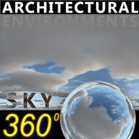 Sky 360 Clouded 015