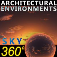 Sky 360 Sunset 014