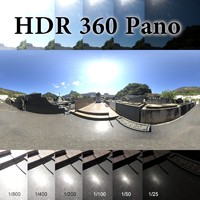 HDR 360 pano Cemetery2