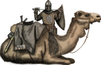 Camel Cavalry