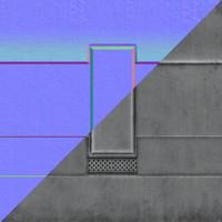 Scifi Corridor Wall Tile