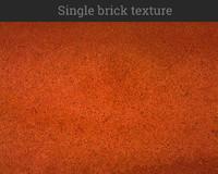 Single Brick texture