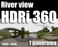 Hdr River view