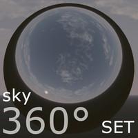 360 environment sky texture 01