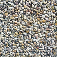 Small rocks ground/low wall texture