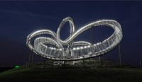 Tiger & Turtle rollercoaster