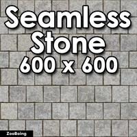 Brick 021 - Stone, CMU, Paver