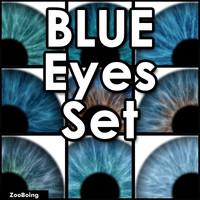 Set 032 - Blue Eyes