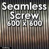 Metal 084 - Screw Thread