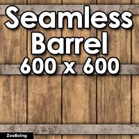 Wood 055 - Barrel