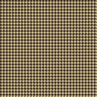 Country Club Twills - Brown Houndstooth