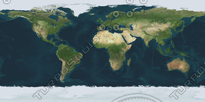 Earth natural 19 10000x5000