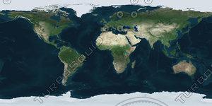 Earth natural 24 2000x1000
