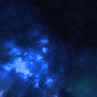 Space Skybox - Adaman Blue Quadrant