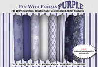 Fun with Florals - PURPLE Collection