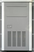 Outdoor power distribution box