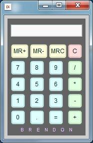 Mini Calculator 1.0