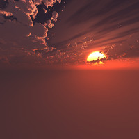 Sunset Skyboxes Pack 2