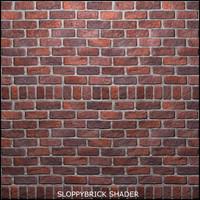 Sloppy Brick Shader