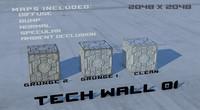 Tech Wall 01