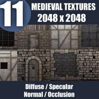 Medieval Texture Pack