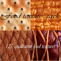 food textures pack