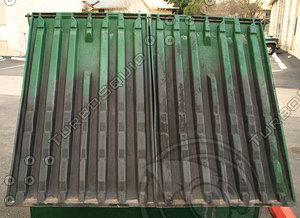 Dumpster Plastic Covers