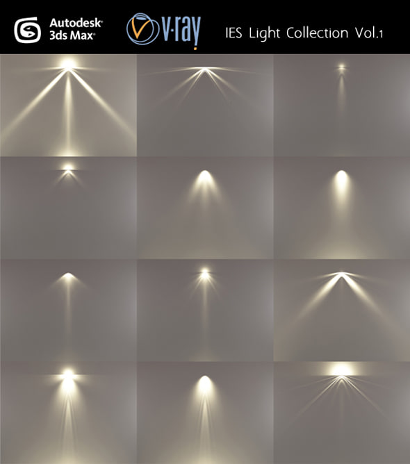 IES Light Collection Vol 1