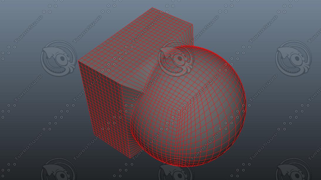Spherize Selection - Maya plugin (pymel)
