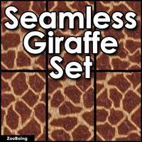 Set 039 - Giraffe