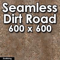 Ground 021 - Dirt Road
