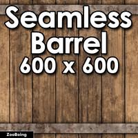 Wood 058 - Barrel