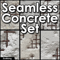 Set 068 - Damaged Concrete