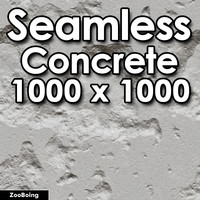 Concrete 025 - Damaged
