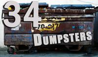 34 Dumpsters Pics