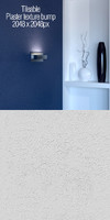 Tileable plaster texture