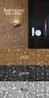 High resolution tileable cork texture