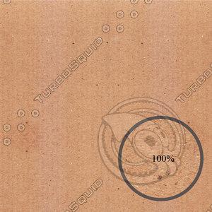 Brown Cardboard Texture 2