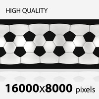 Football texture map 16000x8000