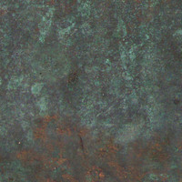 Copper or Bronze Patina 2