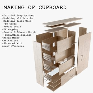 Making Of Cupboard