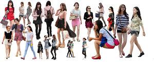 20 girls