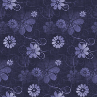 Fun with Florals - Purple Floral 4