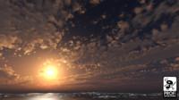 Quiet Evening Hours Skybox