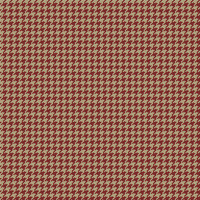 Country Club Twills - Scottish Highlands Crimson Houndstooth