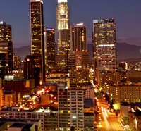 LA_downtown_skyline_pan