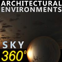 Sky 360 Sunset 003
