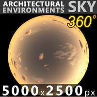 Sky 360 Sunset 038 5000x2500