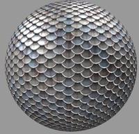Armor 2 | Tileable | 2048px